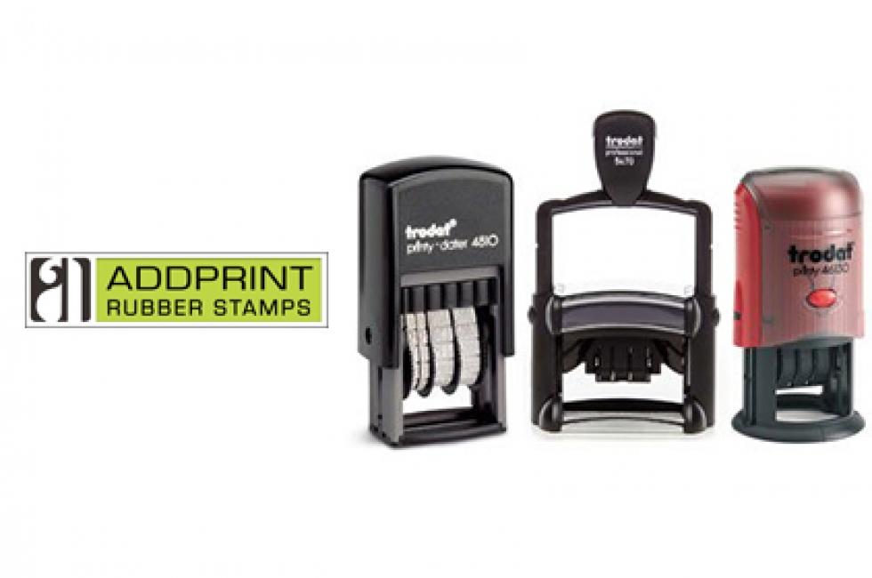 Add print rubber stamp